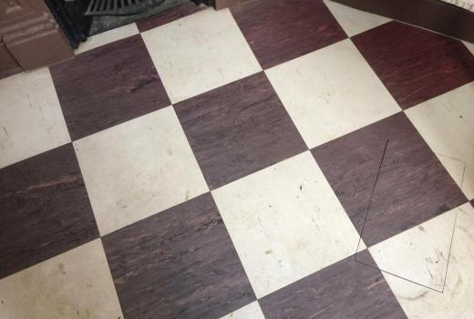 Deep Cleaning Kitchen And Bathroom Vinyl Floors In Worcester Park Vinyl Floor Tile Maintenance