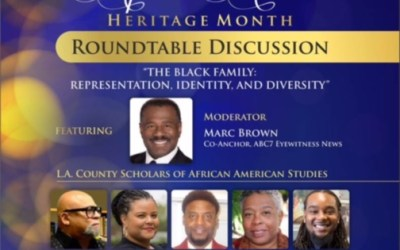 African American Heritage Month Roundtable Discussion
