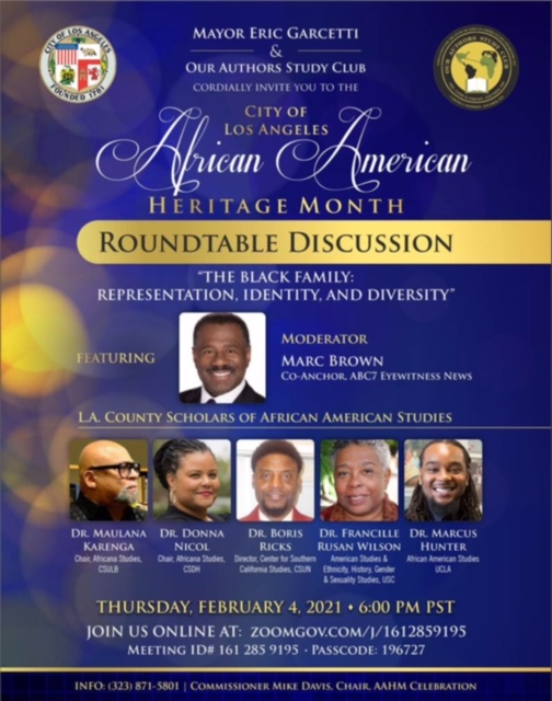 African American Heritage Month