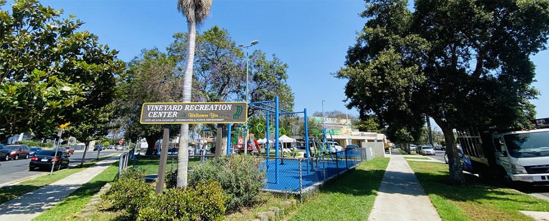 Vineyard Recreation Center