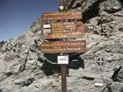 Colle delle Traversette, 2.950 m - Foto: © Wolfram Mikuteit