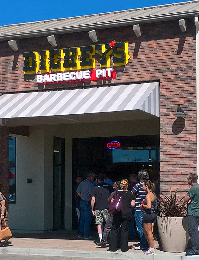 Dickey's in Goleta