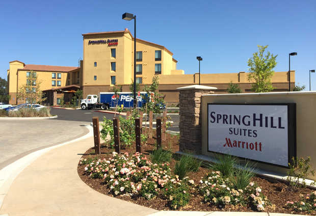 New SpringHill Suites by Marriott Hotel opens in Atascadero