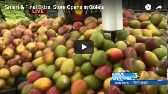 Smart & Final Extra! Store Opens in Goleta