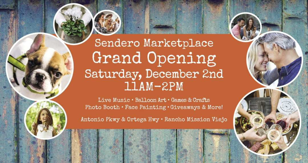 Sendero Marketplace Grand Opening
