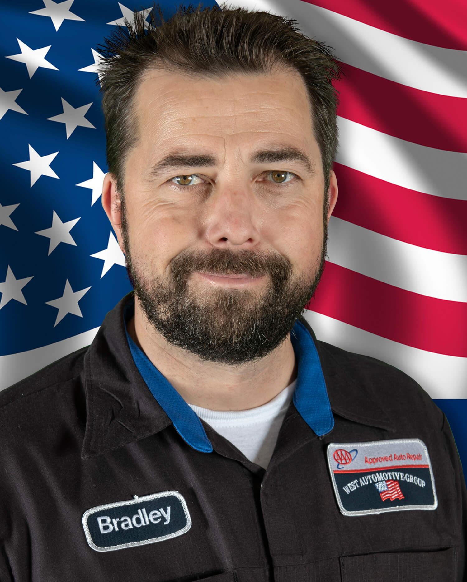 Bradley Barrick