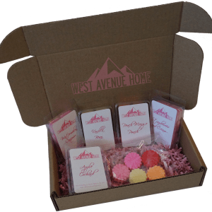 WEST AVENUE HOME SWEET INDULGENCE BOX
