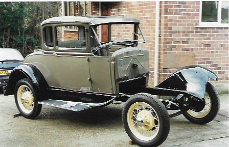 Model T Ford 8