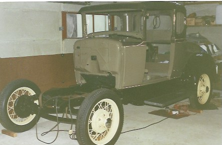Model T Ford 9