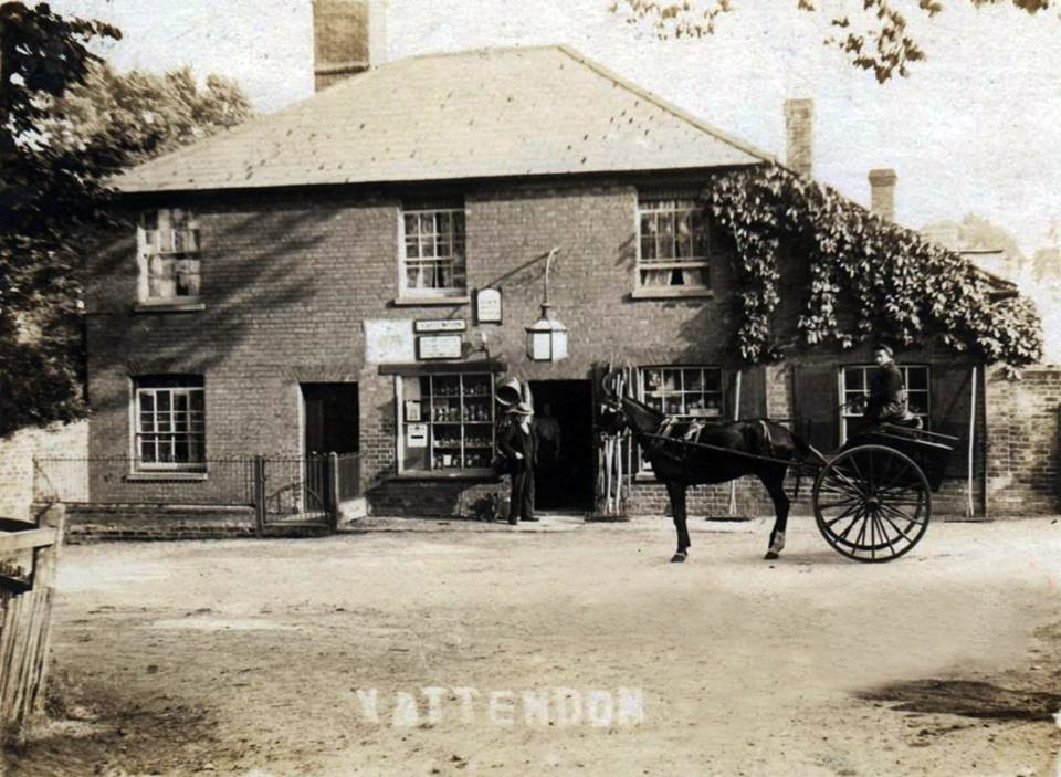Yattendon - Royal Oak