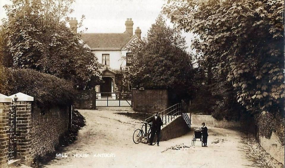 Mill House-station road-kintbury