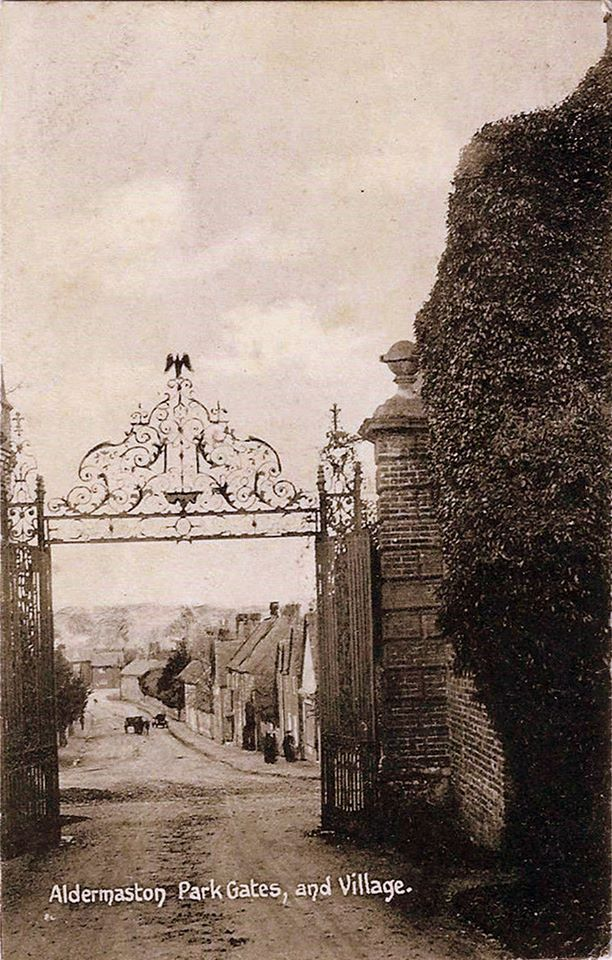 aldermaston gates