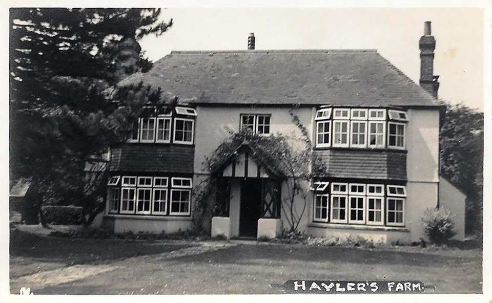 haylers farm eastbury