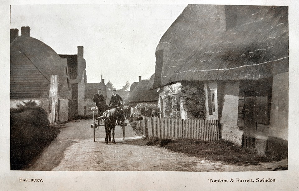 horse and trap eastbury