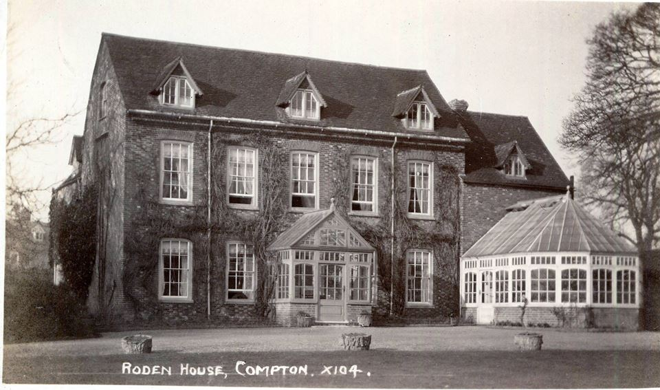 roden house compton