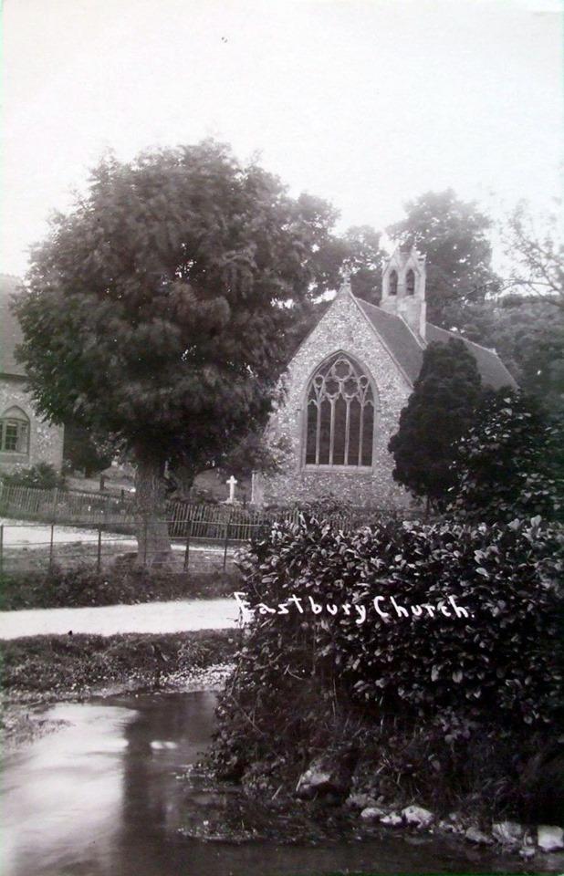 the church eastbury