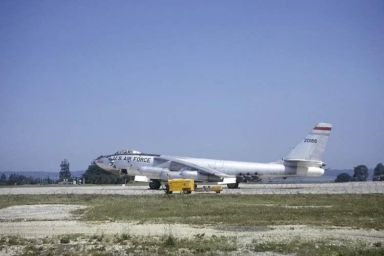 B-47E August 1963