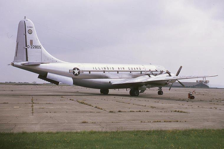 C-97G Aug 1970