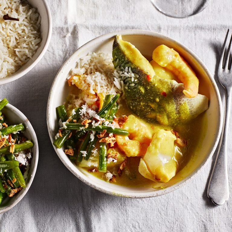 Indonesian-Curry