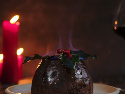 xmas-pud-on-fire