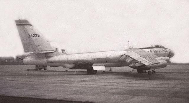 Greenham B-47 1963