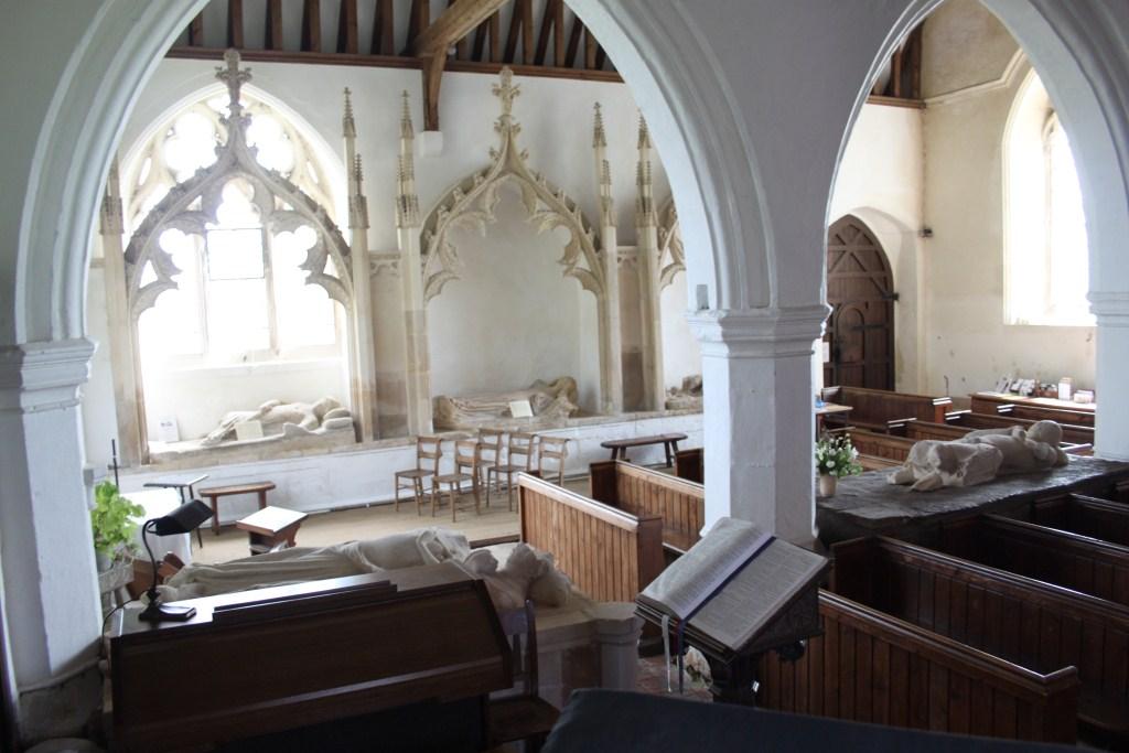 Aldworth Church
