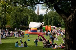 Sunday 27th June 2010 1-5pm on Westbourne Green, Harrow Road, W2 (just next to the Stowe Centre)