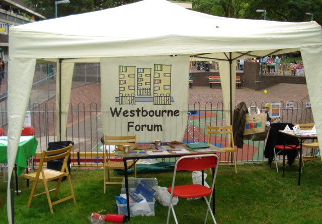 Look out for the Westbourne stall!