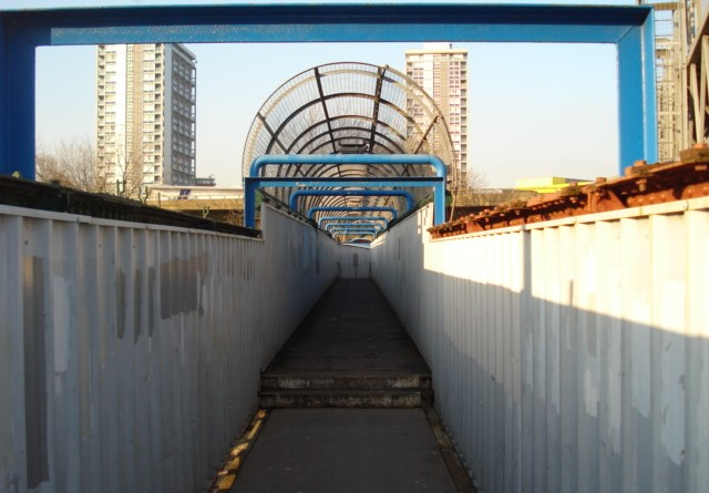 Westbourne Footbridge