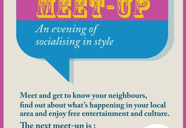 Westbourne Meet-up flyer for 24th July 2013 - Everyone Welcome