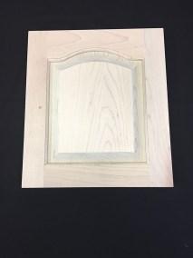 Raised Panel Style Door