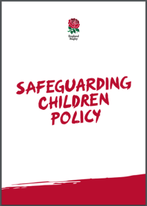 RFU Safeguarding Children Policy