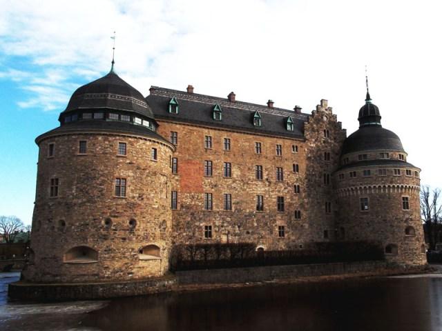 Örebro Slott Örebro Sweden