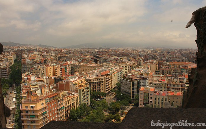 barcelona from towers 2