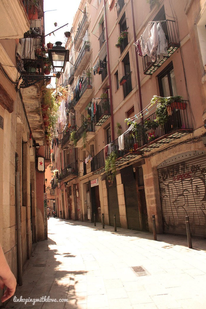 old town barcelona 2