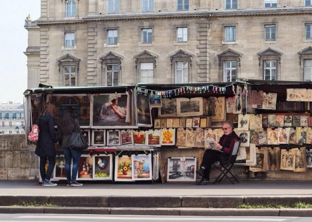art, paris, france