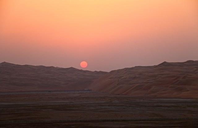 Liwa Desert, Moreeb Dune