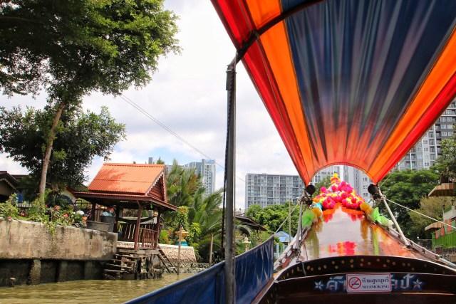 Bangkok Thailand Canal Tour