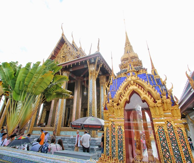 Bangkok Thailand Royal Pantheon