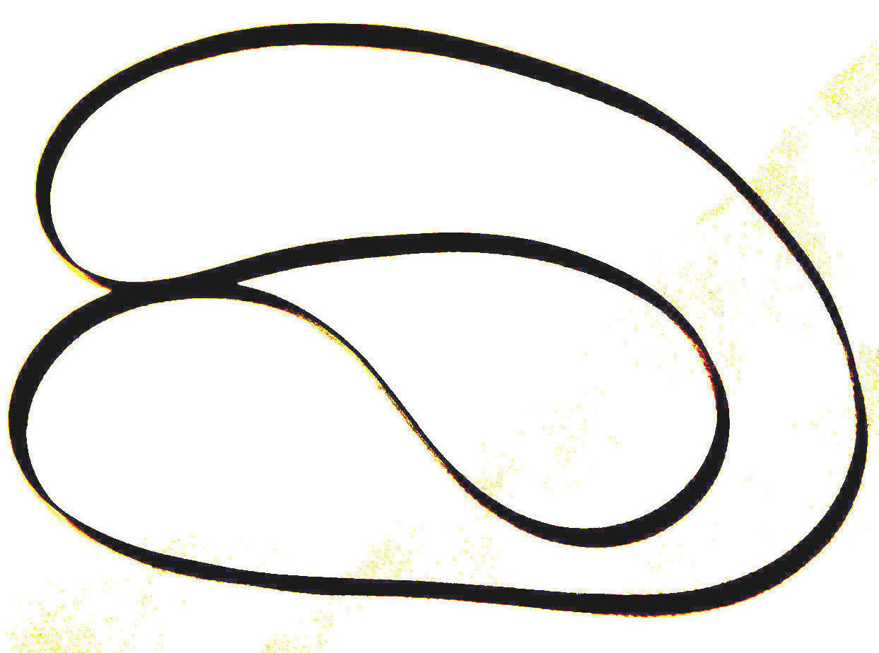"31.5/"" Turntable Belt"
