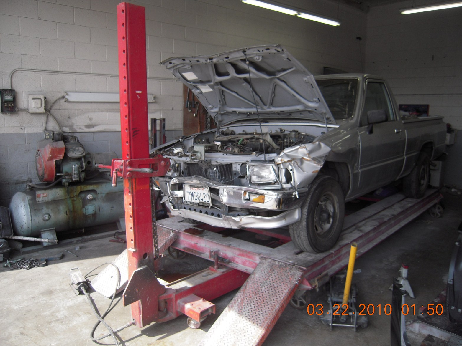 Vehicle Frame Repair | WEST COAST BODY AND PAINT | Auto Body Shop ...