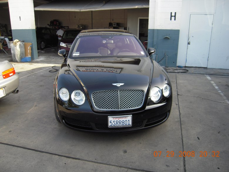 West-Coast-Body-And-Paint-Black-Bentley (5)