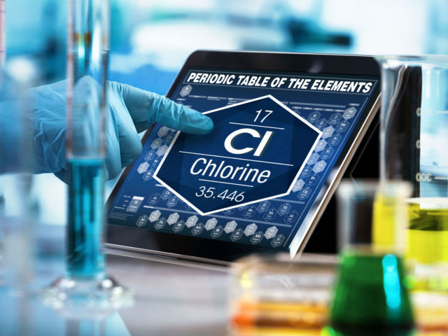 Concrete and Chlorine