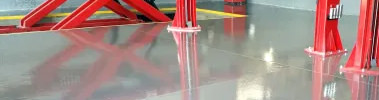 Trowel Grade Epoxy Flooring