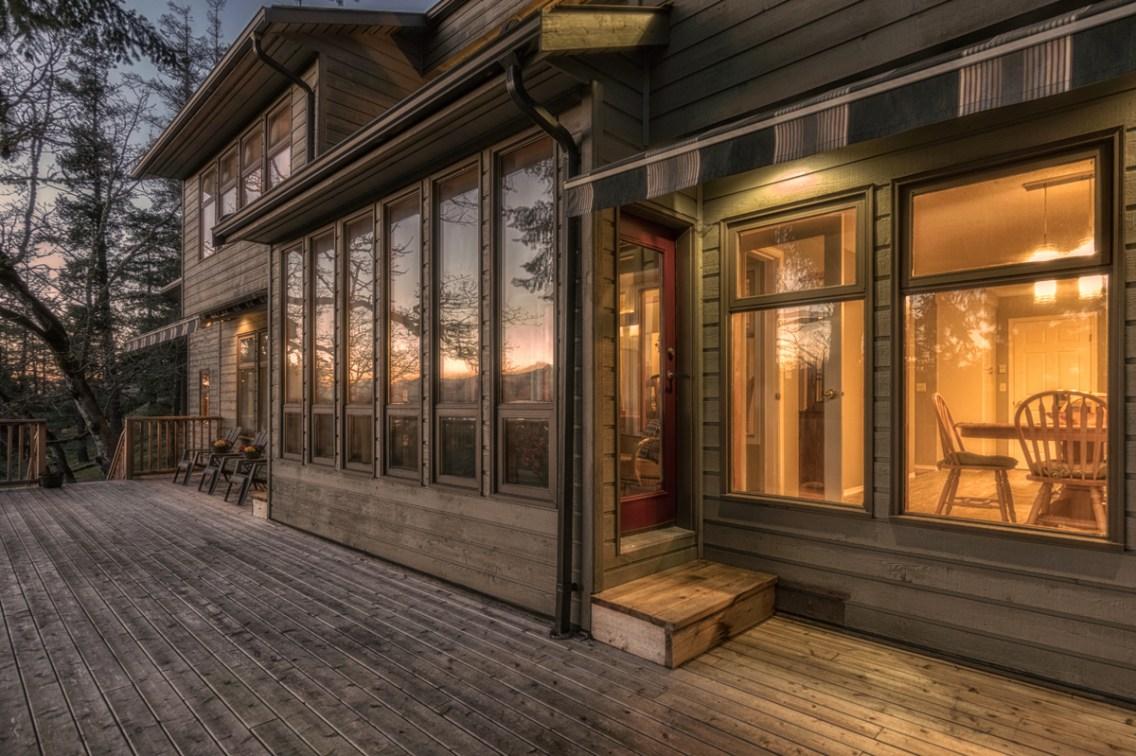 Salt Spring Island Real Estate Photography