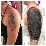 Cover up Chicano style