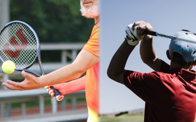 The Difference Between Tennis Elbow and Golfer's Elbow