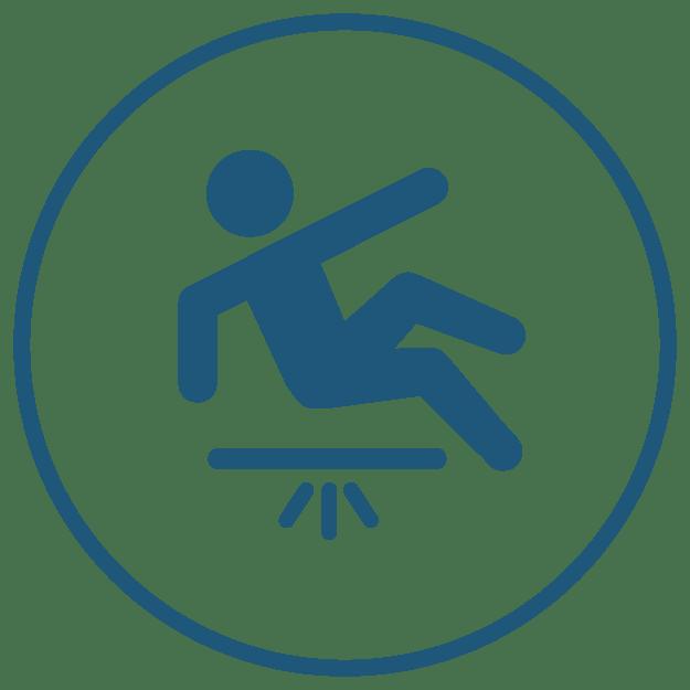 Fall Prevention Icon