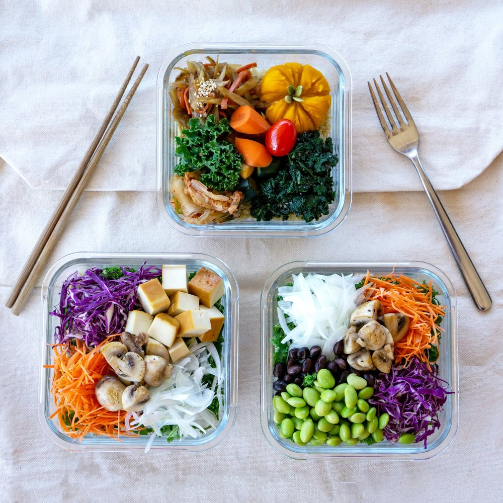 Gomae Meal Prep