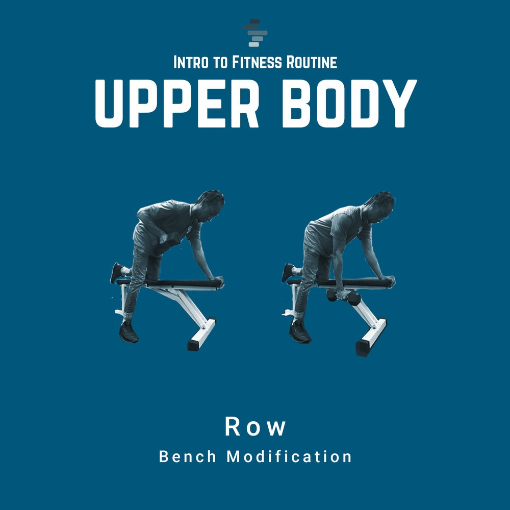 Rows Bench Modification